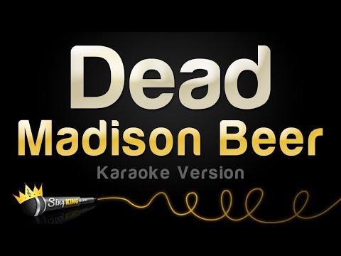 Madison Beer - Dead (Karaoke Version)