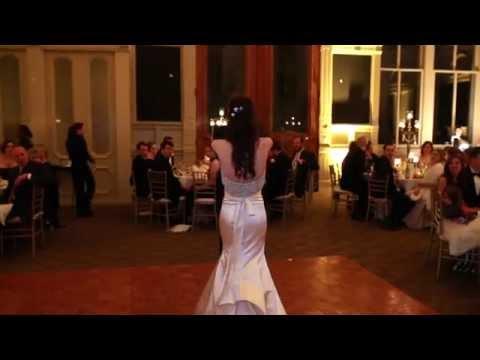 Wedding Reception - New Orleans Board of Trade