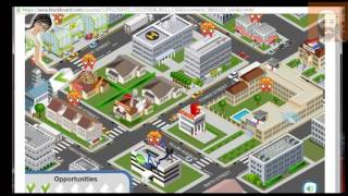 "Nivel 1:  Learning activity 3  Evidence: Interactive activity ""My city"" (solución)"