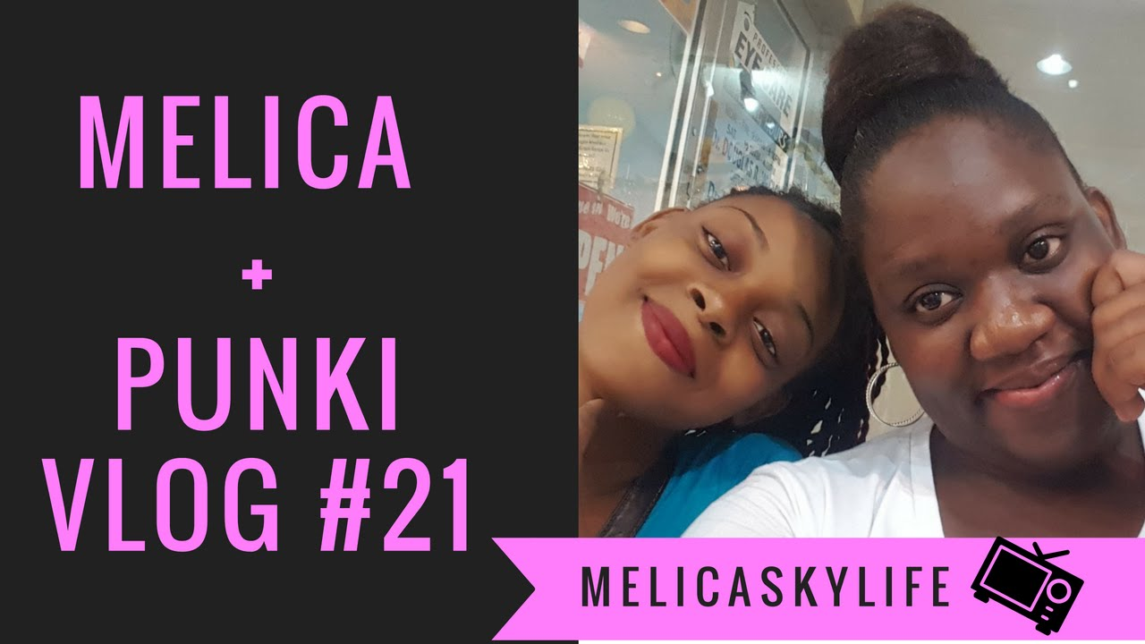 jamaican Vloggers MelicaSkylife Tv + Punki Touch Di Road Vlog #21