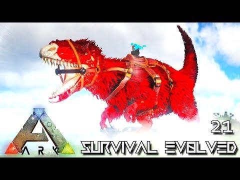 ARK: SURVIVAL EVOLVED - APEX YUTYRANNUS EGG FARMING !!! | PRIMAL FEAR ISO CRYSTAL ISLES E21