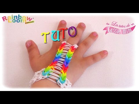 Tutoriel mitaine loom 39 s joustra funnydog tv for Mural en elastique