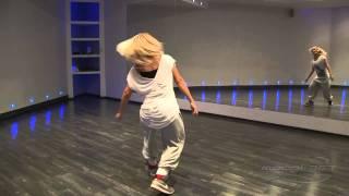 Анна Винчук - урок 3 [Sexy R&B]