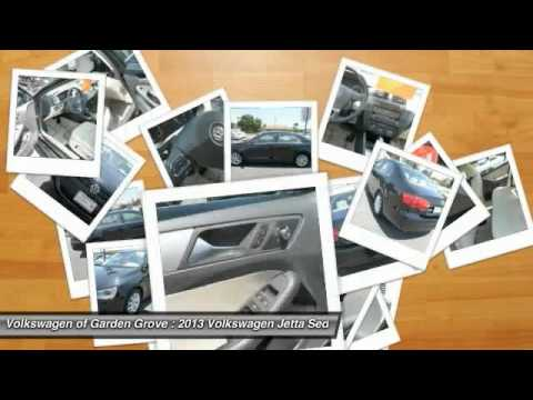 2013 Volkswagen Jetta Sedan Garden Grove CA 17930 YouTube