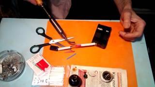Как сделать дополнительный внешний аккумулятор для телефона планшета .