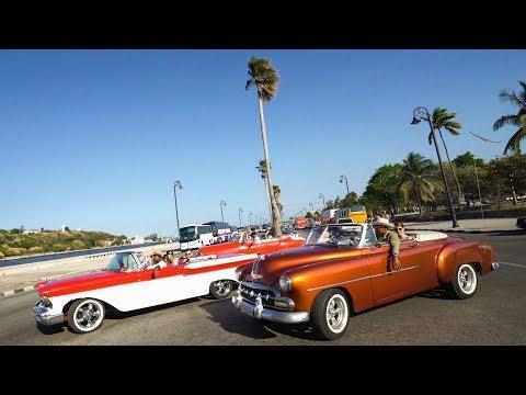 the CUBA vlog
