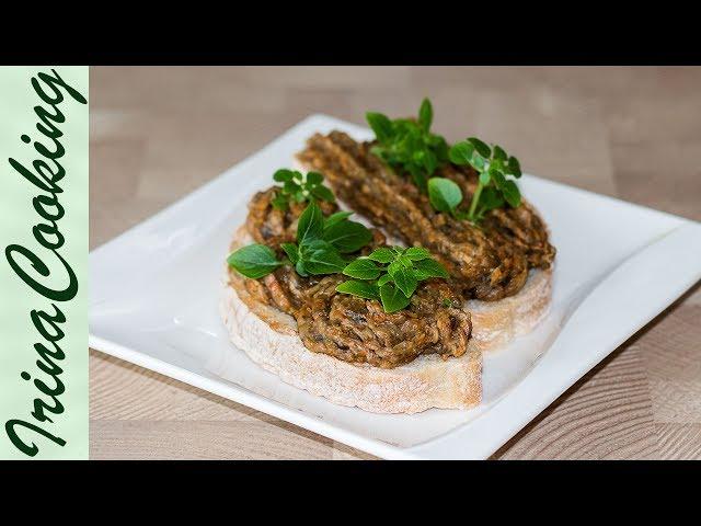 Грибная ИКРА на зиму | Mushroom Caviar (Winter Edible Arrangements)