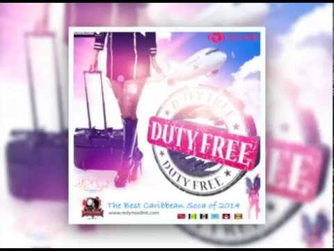 Duty Free Best of Caribbean Soca Mix 2014 Redymix DMT