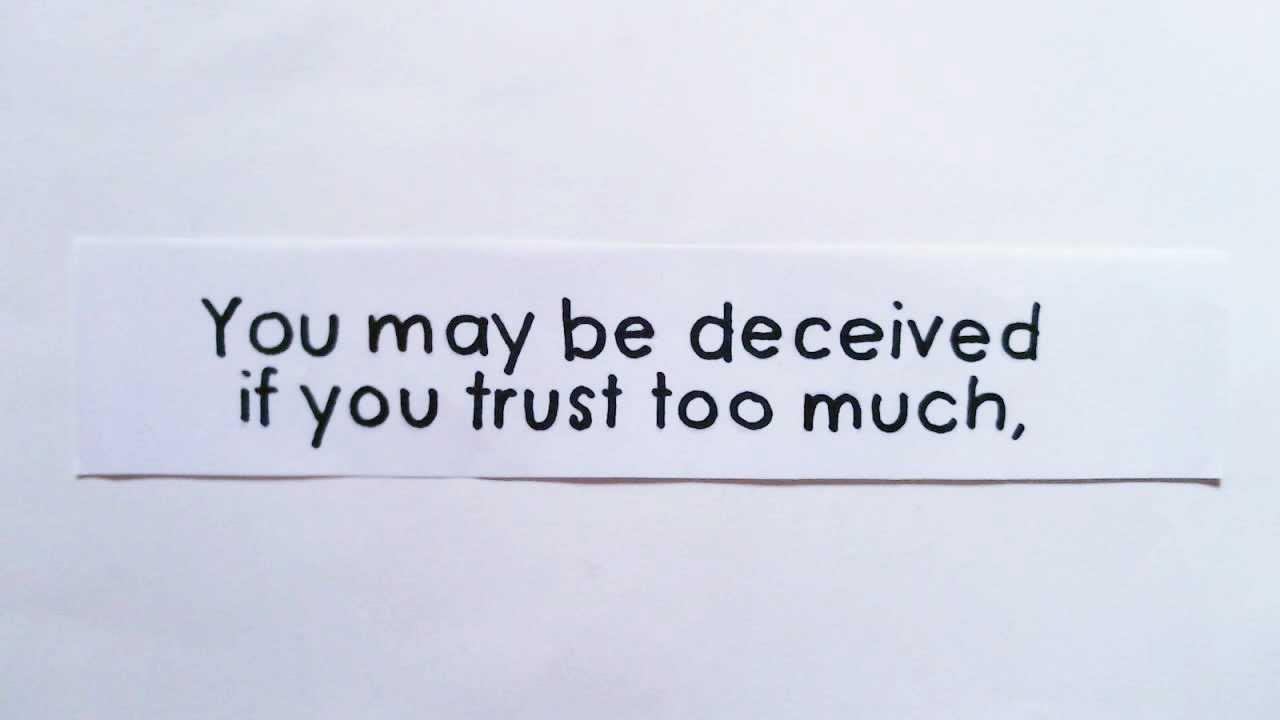 Trust Quotes Trust Quotes  Youtube