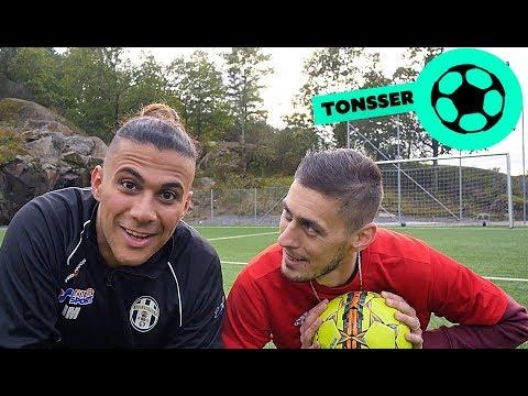 Crossbar challenges med Tarzan/ YT Stars Scandinavia med Tonsser!