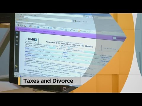 Filing Taxes When Recently Divorced Or Separated