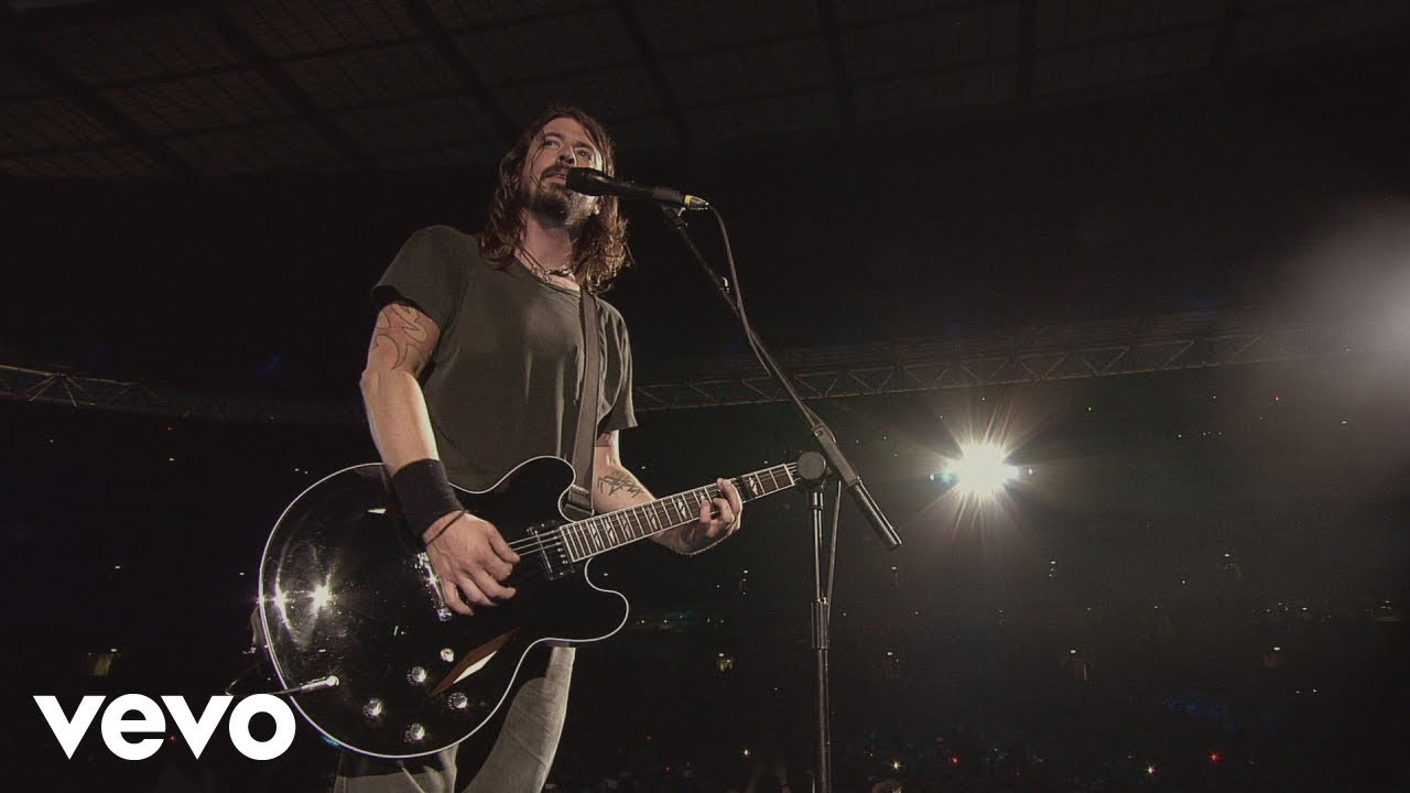 Foo Fighters – Everlong (Live At Wembley Stadium, 2008)