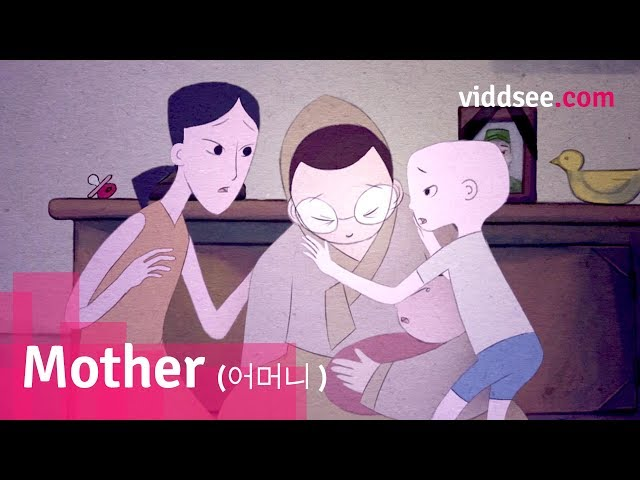 Mother ( 어머니 ) - She Worked Until She Became A Ghost Of Herself // Viddsee.com