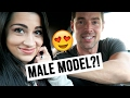 MY DATE (FAIL) W/ AN OLDER GUY! | 7 DATES w/ Alex DeMartino