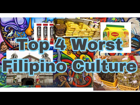 Filipino Culture That Will Shocked You   Top Worst Filipino Tradition and Culture #philippines thumbnail