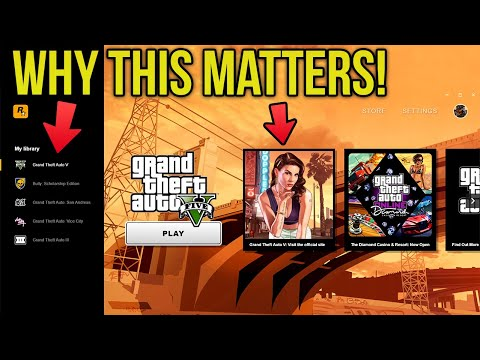 Rockstar's NEW GAME LAUNCHER RELEASED! How This Affects GTA Online & RDR2 PC