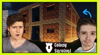 TOVÁRNA DOKONČENA!! (Colony Survival w/ Wedry #4)