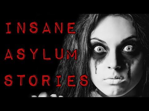 3 TRUE Insane Asylum Horror Stories