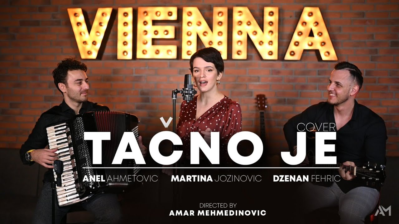 Dzenan & Martina feat. Anel Ahmetovic - Tacno je (Cover)