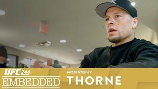 UFC 244 Embedded: Vlog Series - Episode 5