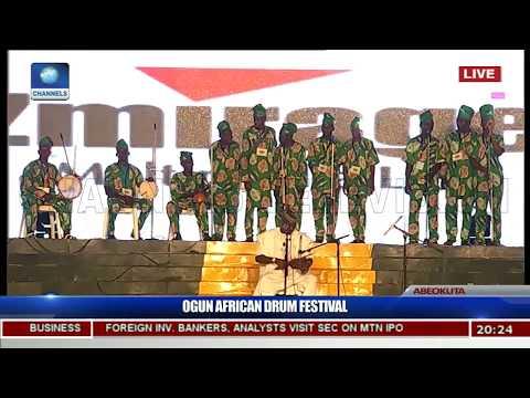 Ogun African Drum Festival 2018 Pt.3  Live Event 