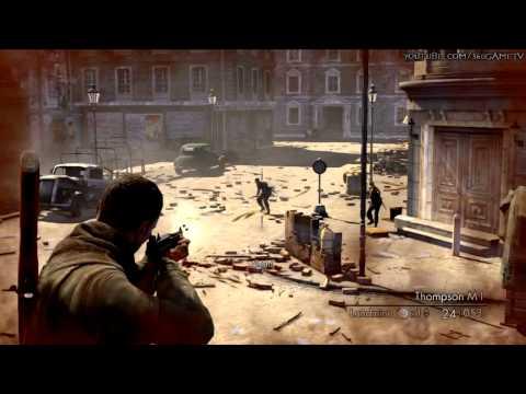 Sniper Elite V2 - Get Off the Ground - Hoch vom Boden - Achievement Guide - HD