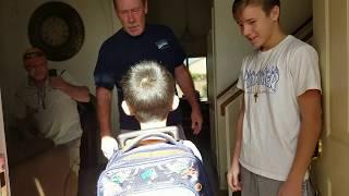 Cả nhà đi đến bang Arizona thăm bạn ông xã(phan1)
