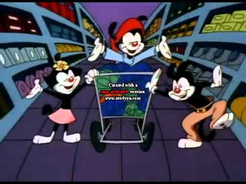 Animaniacs - Be Careful What You Eat