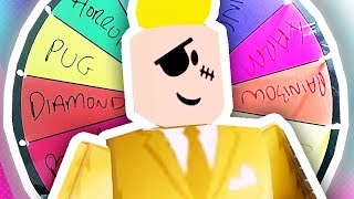 THE ROBLOX RANDOM SPINNER!!!