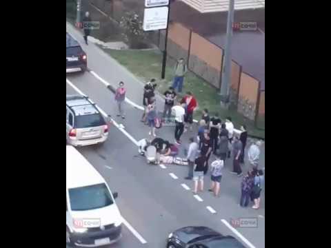 В Сочи мотоциклист погиб в ходе ДТП