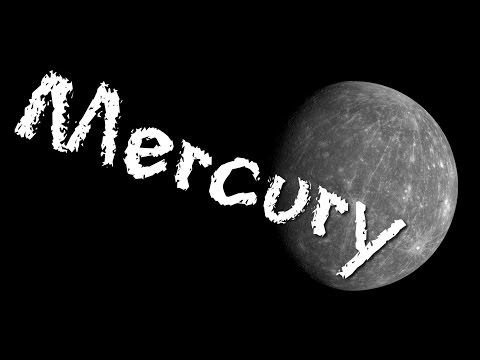 The Planet Mercury: Astronomy and Space for Kids - FreeSchool