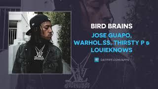"Jose Guapo, Warhol.SS, Thirsty P & LOUIEKNOWS ""Bird Brains"" (AUDIO)"