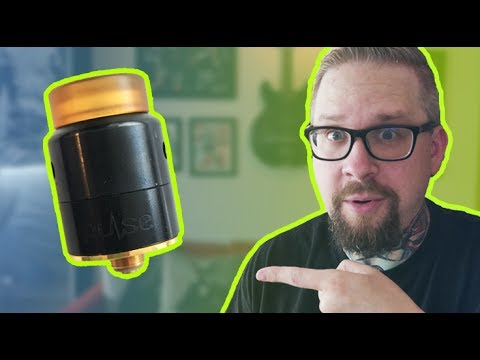 Pulse 22 atomizer ~ Full Review ~ VandyVape