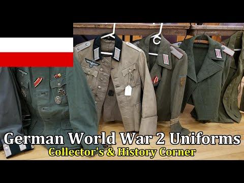 German World War 2 Uniforms: Real, Repair, Reproduction | Collector's & History Corner