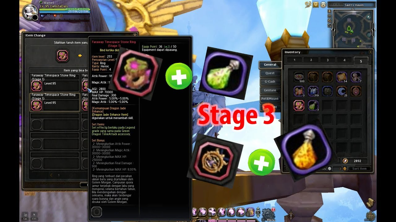 Enhance GDN Necklace and Ring Accessories (Stage 3)