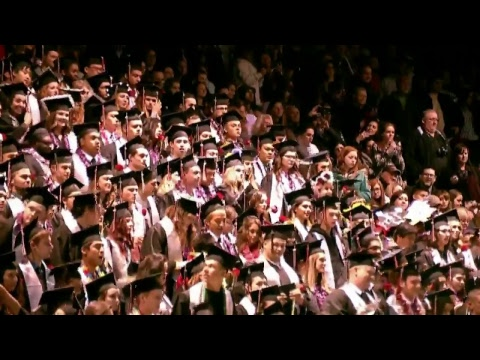 Union High School Class of 2017 Commencement