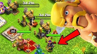 QUEEN IS LEGAL NOW!  FIX That ENGINEER ep22 | Clash of Clans