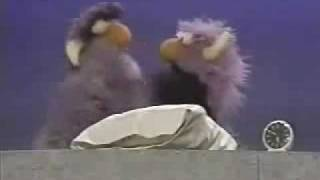 Sesame Street - Two Headed Monster: Pillow