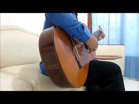 Belajar Gitar Fingerstyle Melly Goeslaw Bimbang ( Ost. AADC Ada Apa Dengan Cinta )