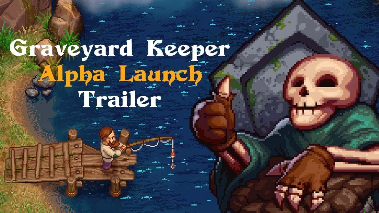 Graveyard Keeper Beta available now - Kitsuga