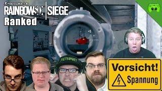 HERZSCHLAGFINALE 🎮 Rainbow Six: Siege Ranked #80