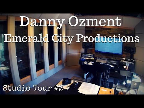 Danny Ozment - Emerald City Productions | Studio Tour #2