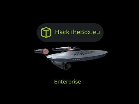 HackTheBox - Enterprise
