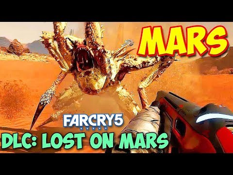 Far Cry 5: Lost on Mars - DLC ВЫЖИВАНИЕ НА МАРСЕ thumbnail