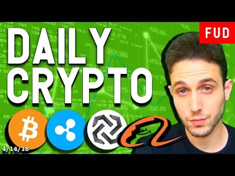 Daily Crypto News: Bitcoin to $20k? XRP a security? Alibaba Blockchain? Bytom & Verge Updates