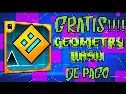 Descargar Geometry Dash De Pago ¡GRATIS!