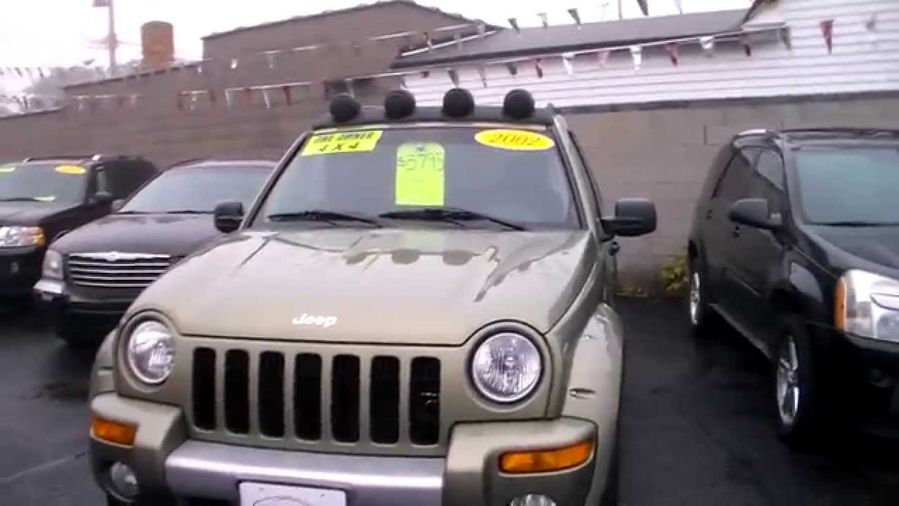 for  2002 jeep liberty renegade - youtube