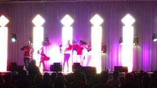 New Salsa Performance - PASOFino Dance Company at Bachateando 2017