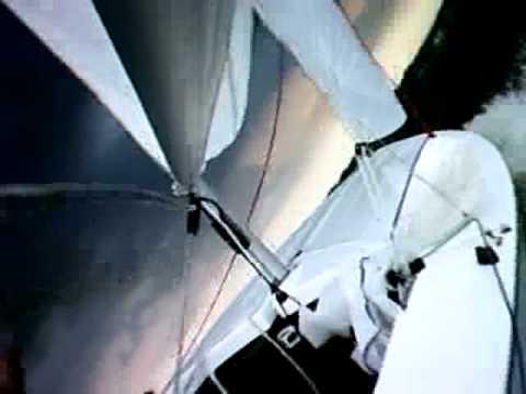 Flying Scot racing in MBC Evening Series
