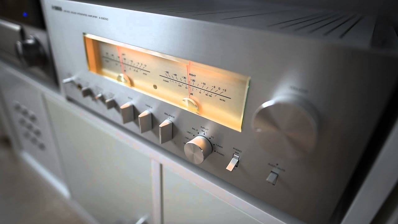 yamaha a-s3000 amplifier - youtube